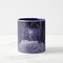 Christmas in the Pines Mug