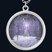 Christmas in the Pines Necklace