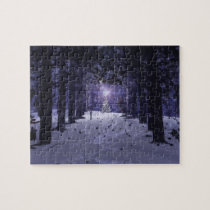 Christmas in the Pines Puzzle
