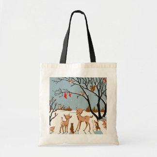 Christmas in the Woods Bags