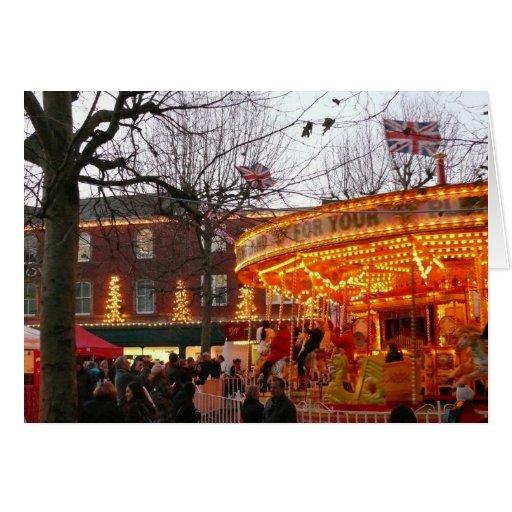 Christmas in York Card