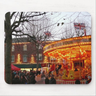 Christmas in York Mousemat