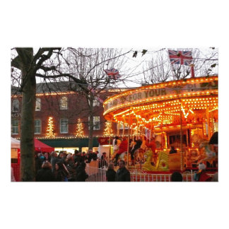 Christmas in York Personalised Stationery
