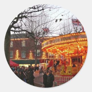 Christmas in York Sticker