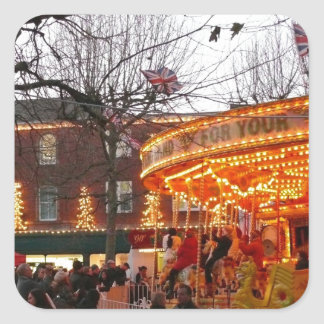 Christmas in York Stickers