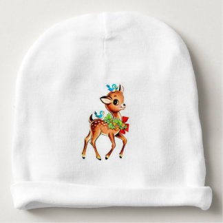 Christmas Infant Hat/Rudolph Baby Beanie