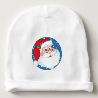 Christmas Infant Hat/Santa Claus Baby Beanie