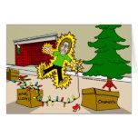 Christmas Injuries Cards