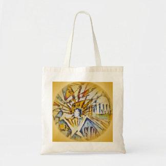 Christmas Inspiration Rounds Tote Bag