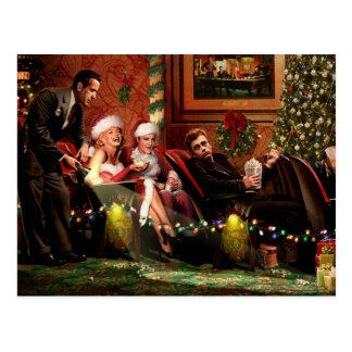 Christmas Interlude Postcard