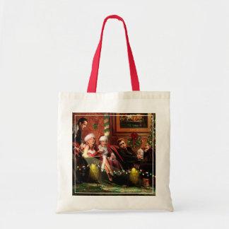 Christmas Interlude Tote Bag