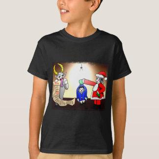 Christmas Interrogation T-Shirt