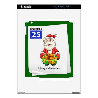 Christmas iPad 2 Skins