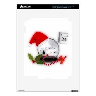 Christmas iPad 3 Skin
