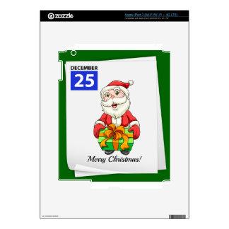 Christmas iPad 3 Skins