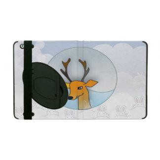 christmas iPad folio case