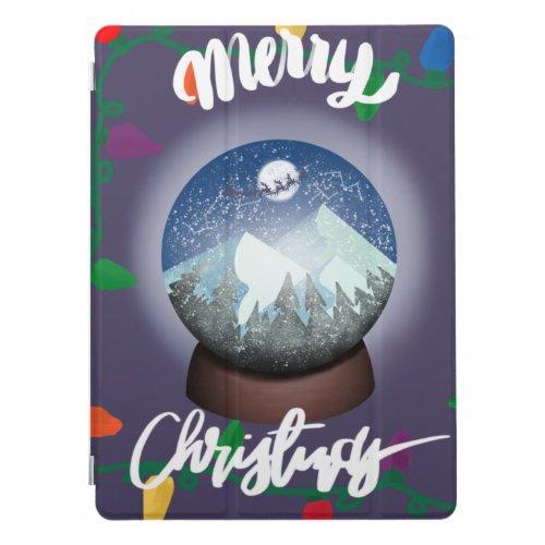 christmas iPad pro cover