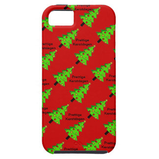 Christmas iPhone5 Hoesje iPhone SE/5/5s Case