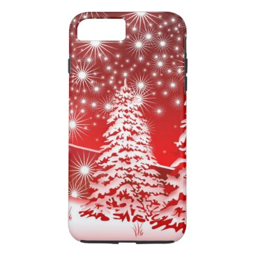 Christmas Themed Christmas iPhone 7 Plus Case
