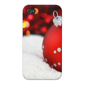 Christmas iPhone 4 Cases