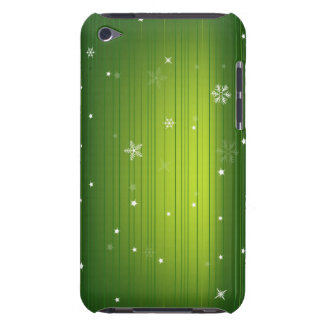 Christmas iPod Case Barely There iPod Covers