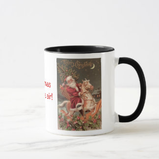 Christmas Is In the Air Mug