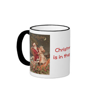 Christmas Is In the Air Coffee Mugs