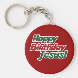 Christmas is Jesus Birthday Key Chain