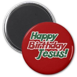 Christmas is Jesus Birthday Magnet