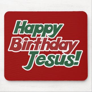 Christmas is Jesus Birthday Mouse Pad