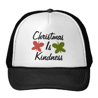 Christmas Is Kindness Trucker Hat