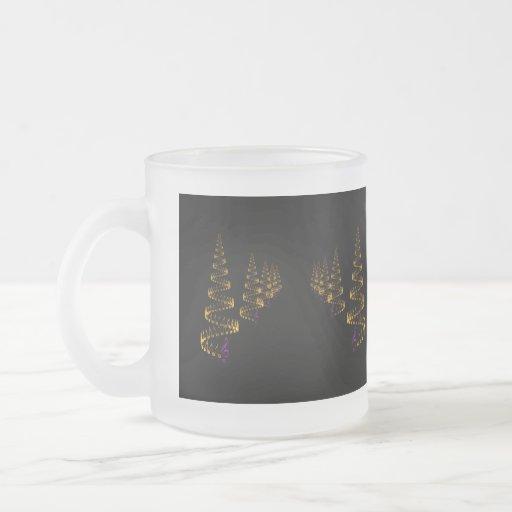 Christmas is music avenues mug