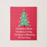 Christmas is Music.... Puzzles