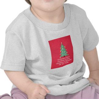 Christmas is Music.... T-shirt