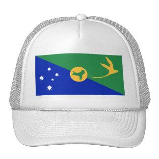 Christmas Island Flag CX Trucker Hat