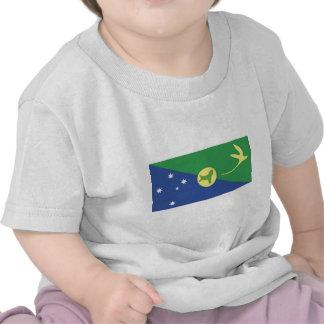 Christmas Island Flag Tees
