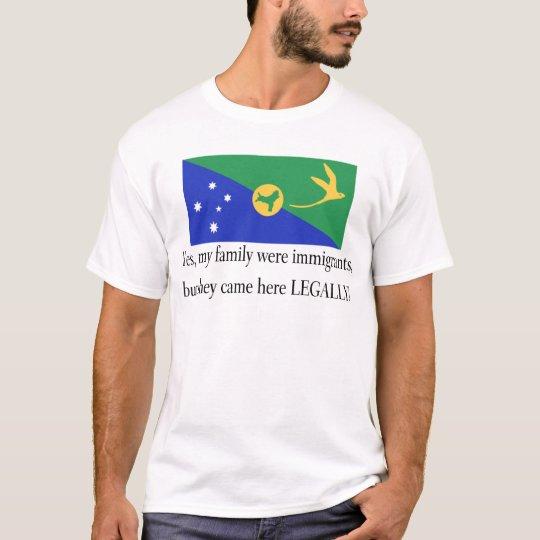 Christmas Island T-Shirt