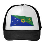 Christmas Island Waving Flag Hat