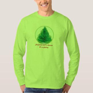Christmas isn't a Season, It's a feeling LongSleev T-Shirt