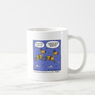 Christmas / isthmus coffee mug
