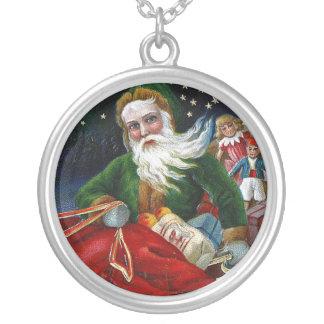 Christmas Jewelry Santa Claus Children