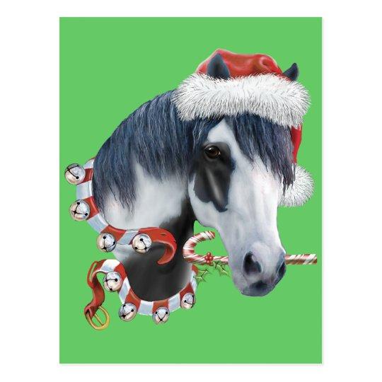 Christmas-Jingle-Ziggy Postcard