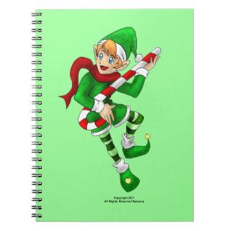Christmas Jolly Notebook