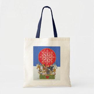 Christmas Journey Tote Bag