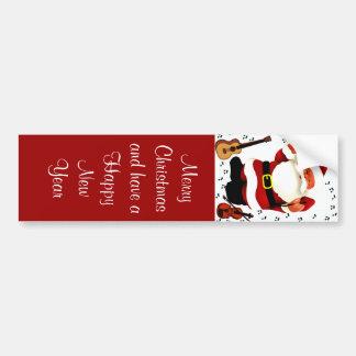 Christmas Joy_ Car Bumper Sticker
