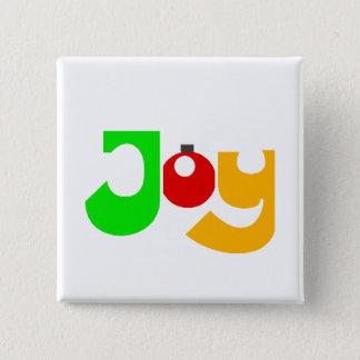 Christmas Joy Button