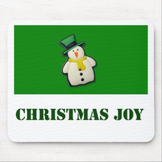 Christmas Joy Mouse Pad