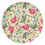 Christmas Joy Plate