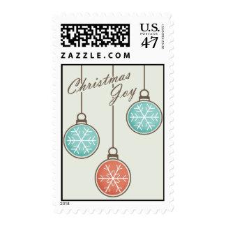 Christmas Joy Postage