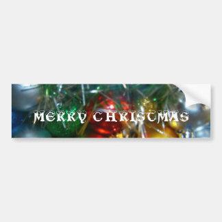 Christmas Joy products Bumper Sticker